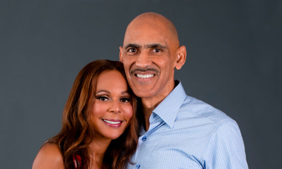Lauren and Tony Dungy: Creating Books With Good Messages for Kids