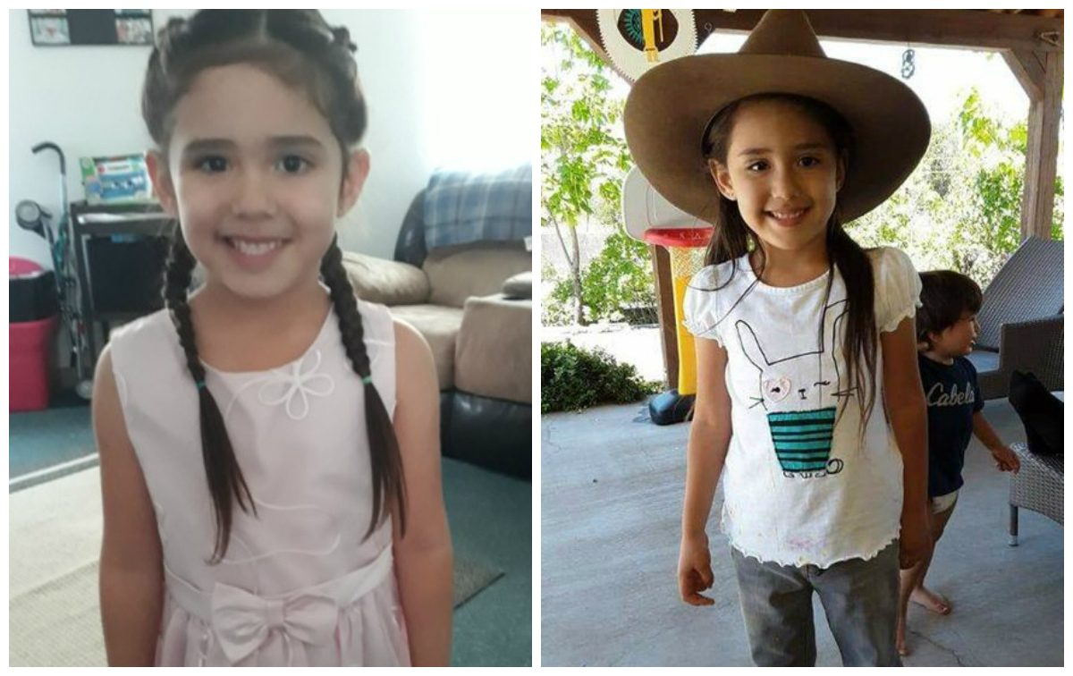5-Year-Old Girl Found Dead Three Days After Amber Alert