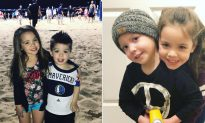 Viral Photo of Girl, 5, Caring for Little Brother Shows How Cancer Affects Entire Family
