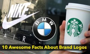 10 Famous Brand Logos and the Untold, Fascinating Stories Behind Them