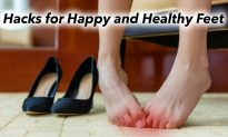 12 Useful Footwear Hacks for Happy and Healthy Feet That You Should Know