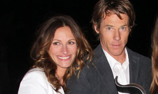 Rare Snaps of Julia Roberts With Her Husband and Three Kids Show Off Family Resemblance