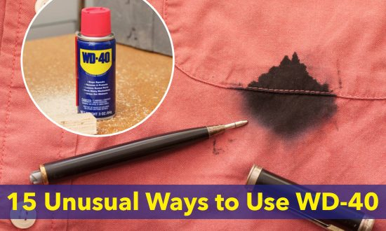 15 Surprising Ways to Use WD-40 That You Probably Didn't Know
