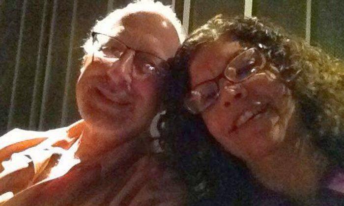 Los Angeles Deputy City Attorney Eric Lertzman reportedly shot his wife and son to death (Facebook / Selfie - Sandra Lertzman)