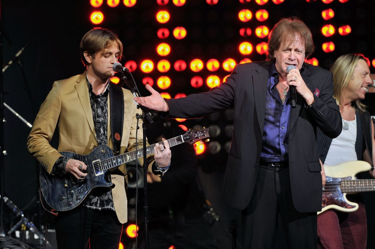 Eddie Money, 'Two Tickets to Paradise' singer, dead at 70: report