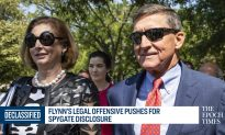 Flynn's Legal Offensive Pushes for Spygate Disclosure