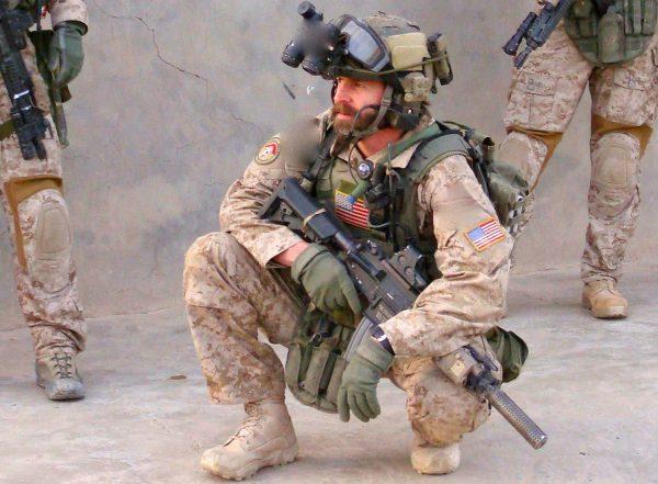 Spooner in Iraq