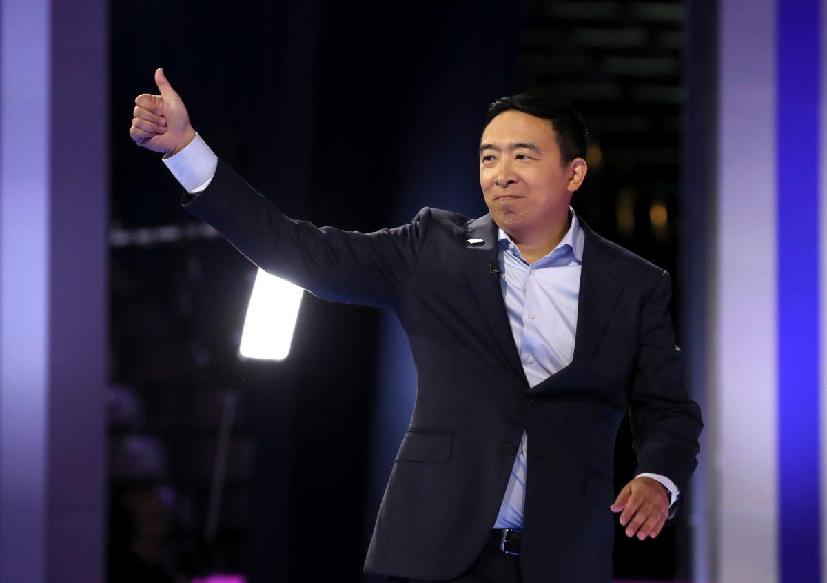 Warren, Sanders, Yang Won the Democratic Debate