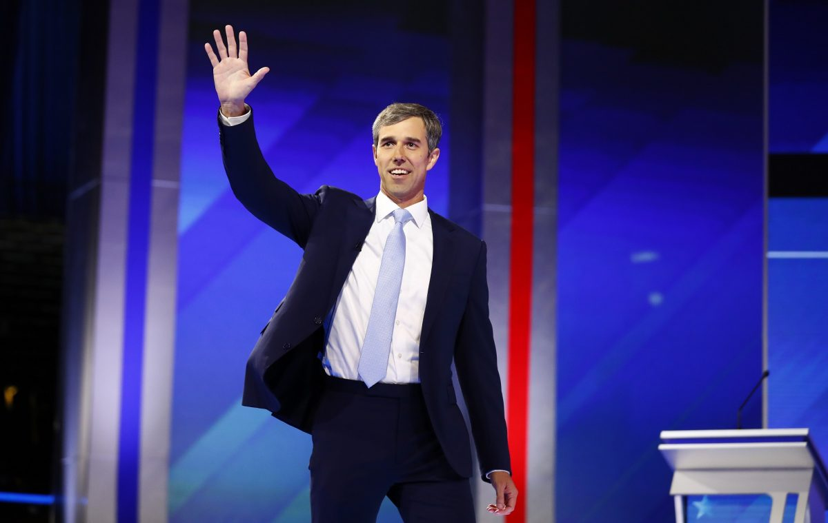 Beto O'Rourke Accuses Lawmaker of Death Threat With AR-15 Tweet
