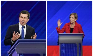 Warren, Buttigieg Say They Would Pull All Troops out of Afghanistan