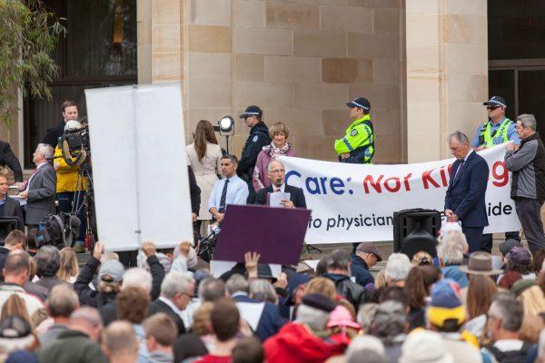 euthanasia Western Australia