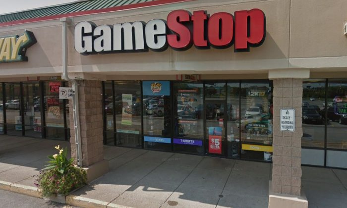 A GameStop location in Pennsylvania (Google Street View)