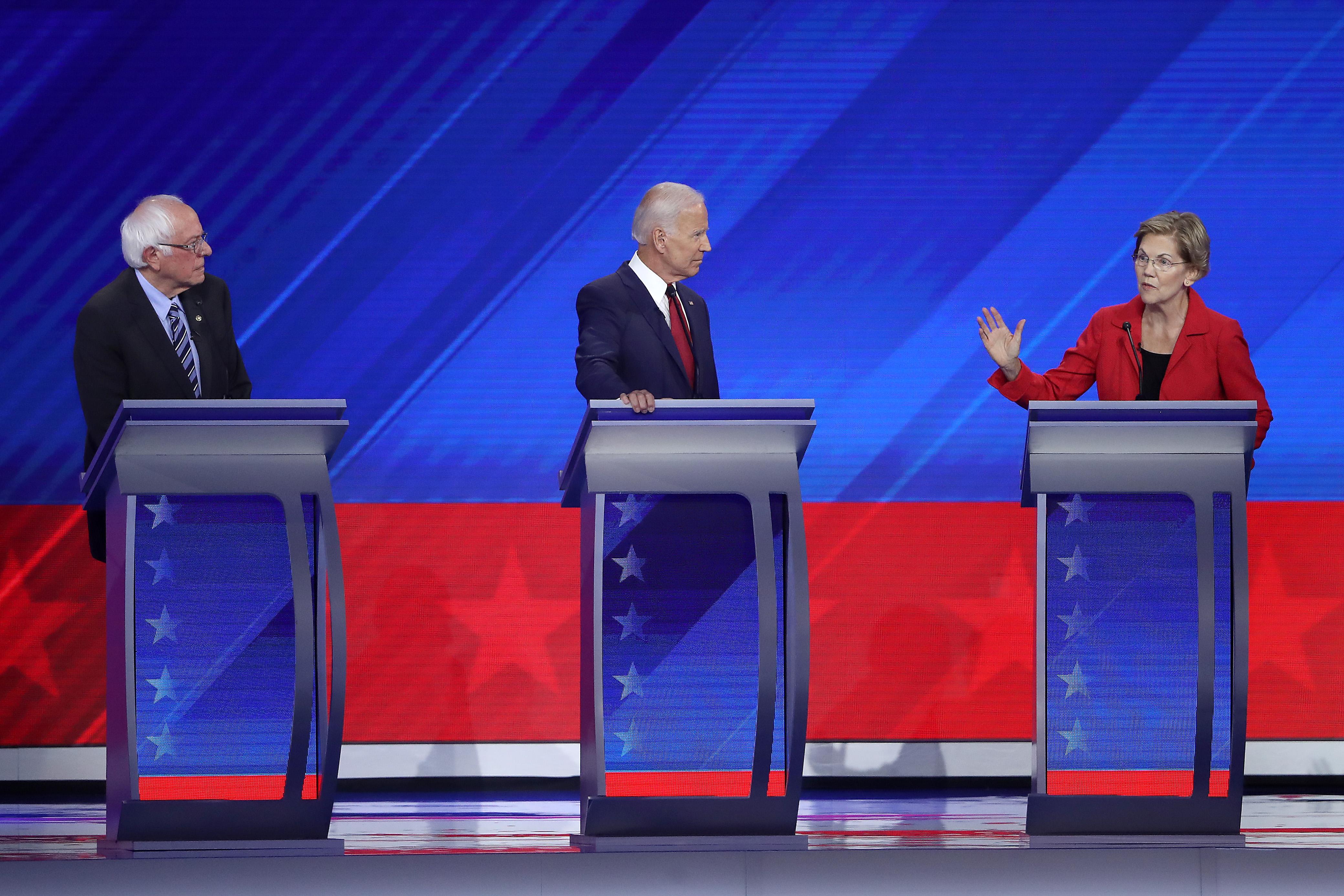 Details for Next Democratic Debate Announced, Ratings for Third Debate Revealed