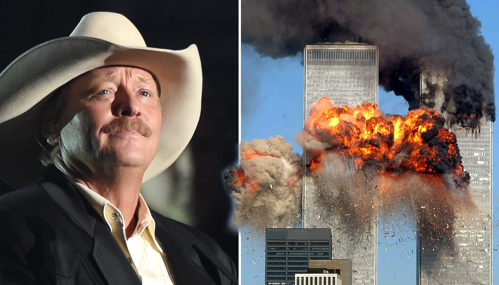 Country Singer Alan Jackson's 9/11 Song Channels 'How I Felt, How People Felt That Day'