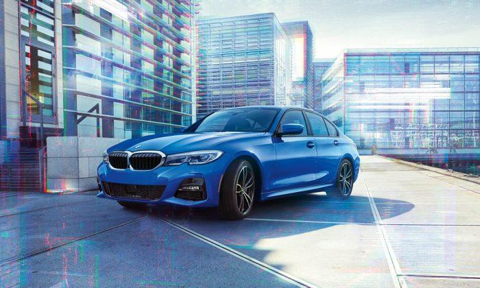 2019 BMW 330i M Sport. (Courtesy of BMW)