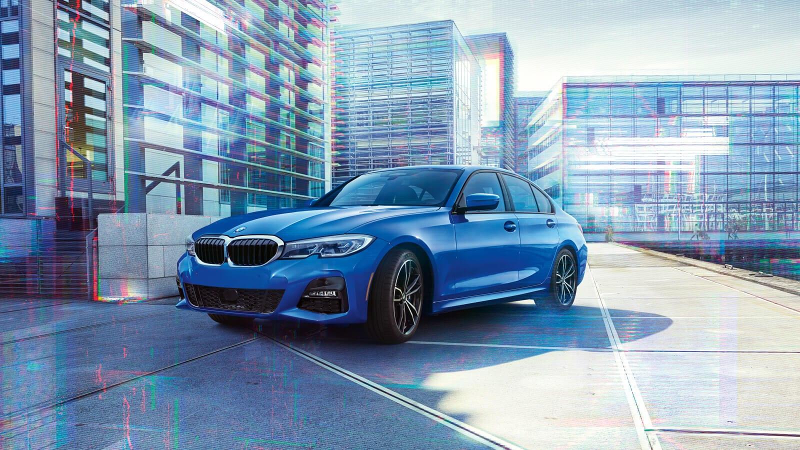2019 BMW 330i M Sport Sedan