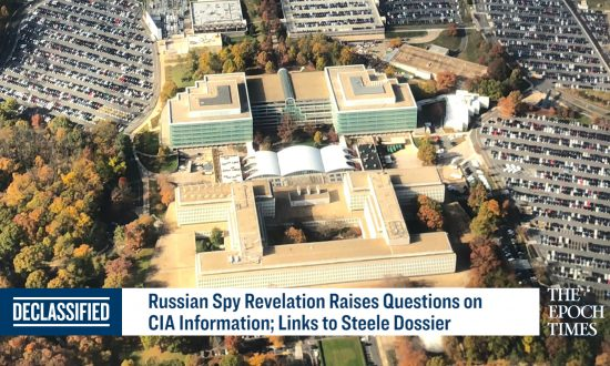 Russian Spy Revelation Raises Questions on CIA Information