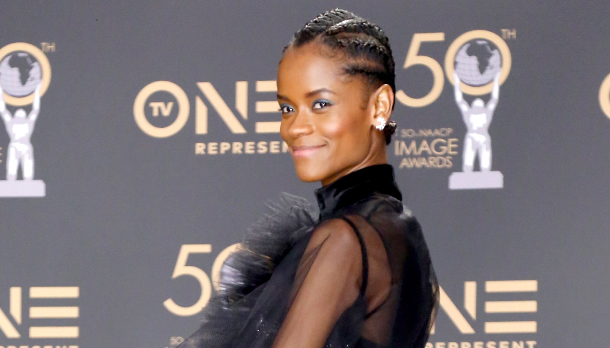 'Black Panther' Star Letitia Wright Talks About How Faith Helped Her Out of Depression