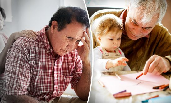 Babysitting Grandkids Just Once a Week Can Keep Alzheimer's at Bay, Study Shows