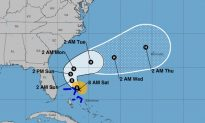Tropical Storm Humberto Forms, Path Veers Away From Florida: NHC