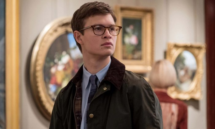 "Ansel Elgort stars as Theo Decker, who suffered a trauma when he was 13, in ""The Goldfinch."" (Warner Bros.)"