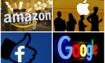 House Panel Requests Documents From Facebook, Google, Amazon, Apple in Probe