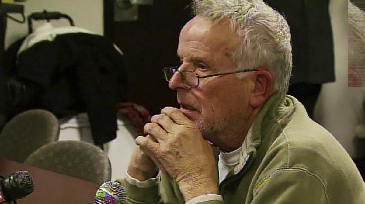 Ulrich Klopfer in 2014