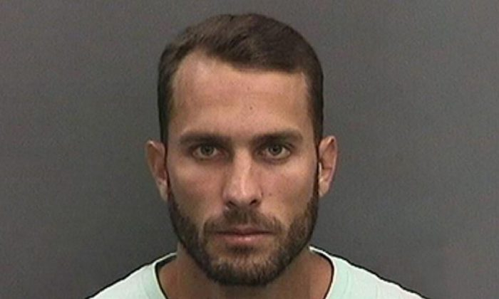 In connection with an incident in July 2017 involving a shark being dragged behind a boat, Robert Lee Benac III was sentenced to 10 days in jail on Sept. 12, 2019. (Hillsborough County Sheriff)