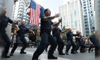 New Zealand Firefighters Perform 'Haka' Dance of the Maori to Honor 9/11 First Responders