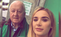 Protective Grandpa Sets 10 Hilarious 'Boyfriend Rules' for Dating His Granddaughter