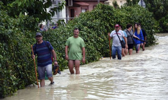 Death Toll Rises to 6 as Torrential Rains Flood Southeast Spain