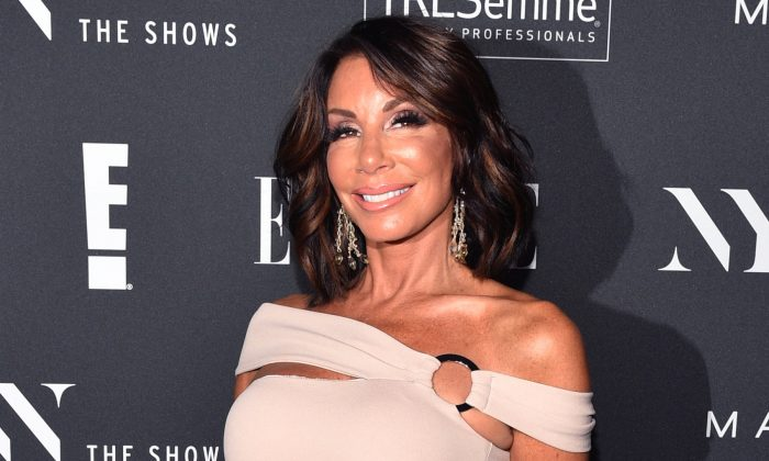 Danielle Staub attends as E!, ELLE & IMG celebrate the Kick-Off To NYFW: The Shows at The Pool on Sept. 5, 2018 in New York City. (Bryan Bedder/Getty Images for IMG)