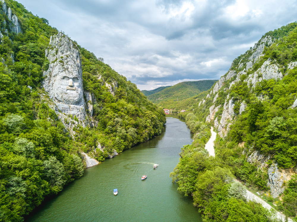 Sailing Through the Danube's Iron Gates