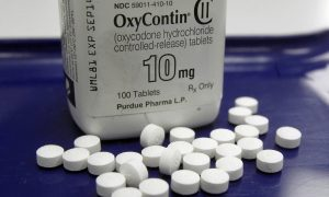 OxyContin Maker Files for Bankruptcy, Faces Thousands of Lawsuits