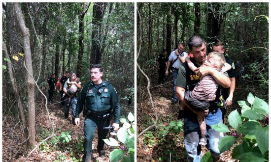 Officials Find Missing 3-Year-Old Autistic Boy After Search in Woods