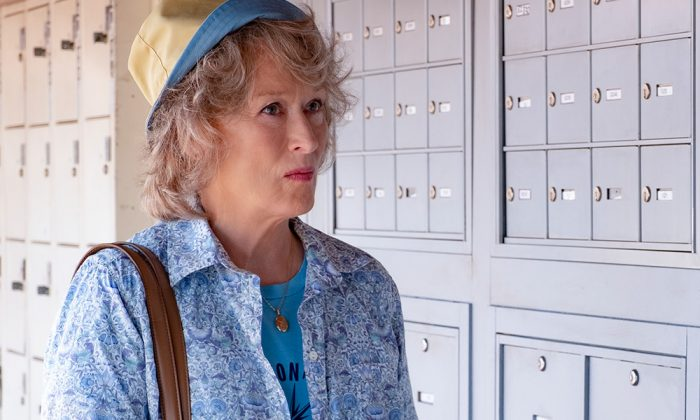 "Meryl Streep in ""The Laundromat."" (Courtesy of TIFF)"