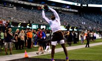 Odell Beckham Jr. Reportedly Wears $2 Million Watch During Warm-Ups