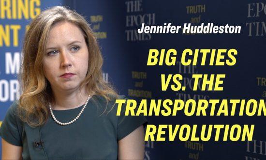 How Regulations Are Obstructing Alternative Transportation