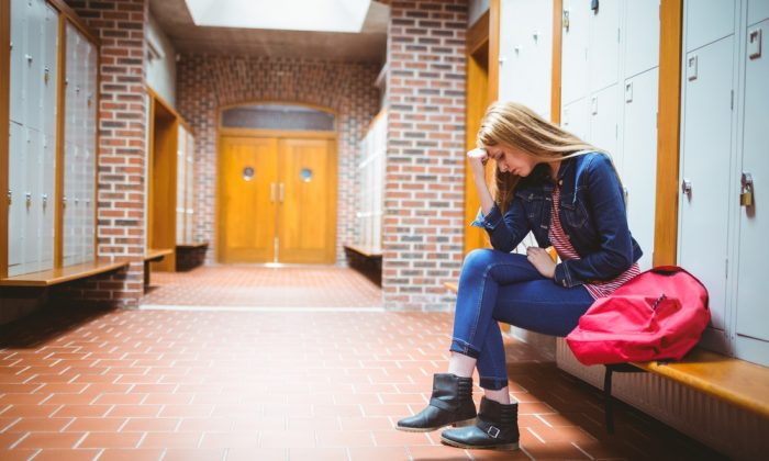 A 2018 survey by the American College Health Association found that 63 percent of college students reported feeling overwhelming anxiety over the previous year. (Shutterstock)