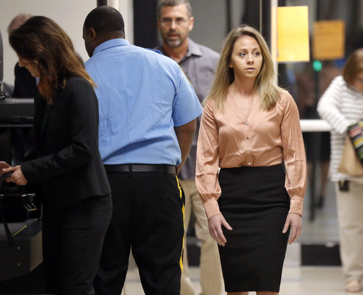 Amber Guyger's Racist, Violent Text Messages Revealed During Sentencing Hearing