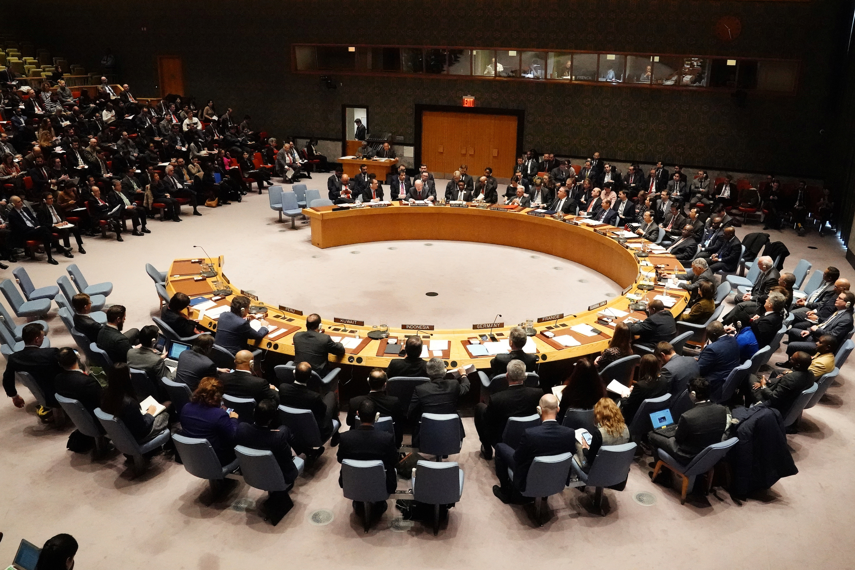 UN Security Council Overcomes Chinese Veto Threat to Renew Afghanistan Mission