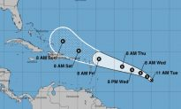 Tropical Depression 10 Expected to Become Hurricane This Week, Says Agency