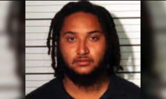 Enoch Zarceno-Turner in a police mugshot (Shelby County Jail)
