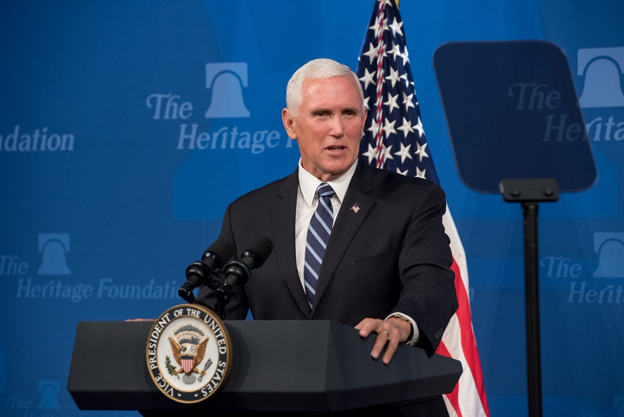 Pence: USMCA Will Strengthen President's Hand in China Talks