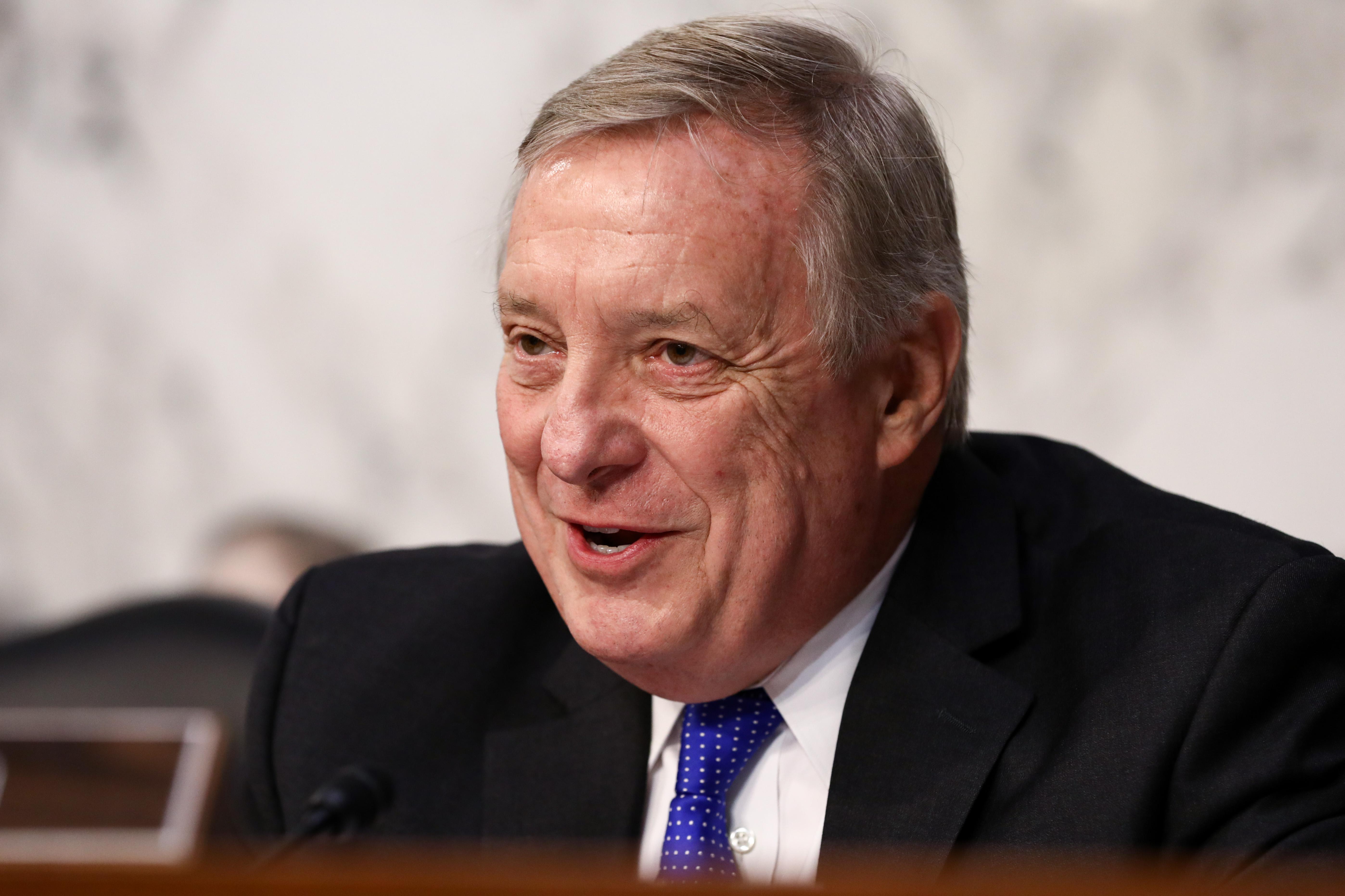 Top Democratic Senator Mocks Push for Impeachment on Kavanaugh: 'Get Real'