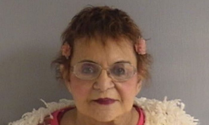 Ramona Rubin, 79, who was charged Monday. (Town of Orange Police Department )