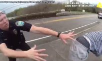 Tennessee Officer Saves Man From Jumping Off Bridge: Video