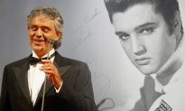Flashback Video: Andrea Bocelli's Rendition of Elvis's Classic Song Is Breathtaking