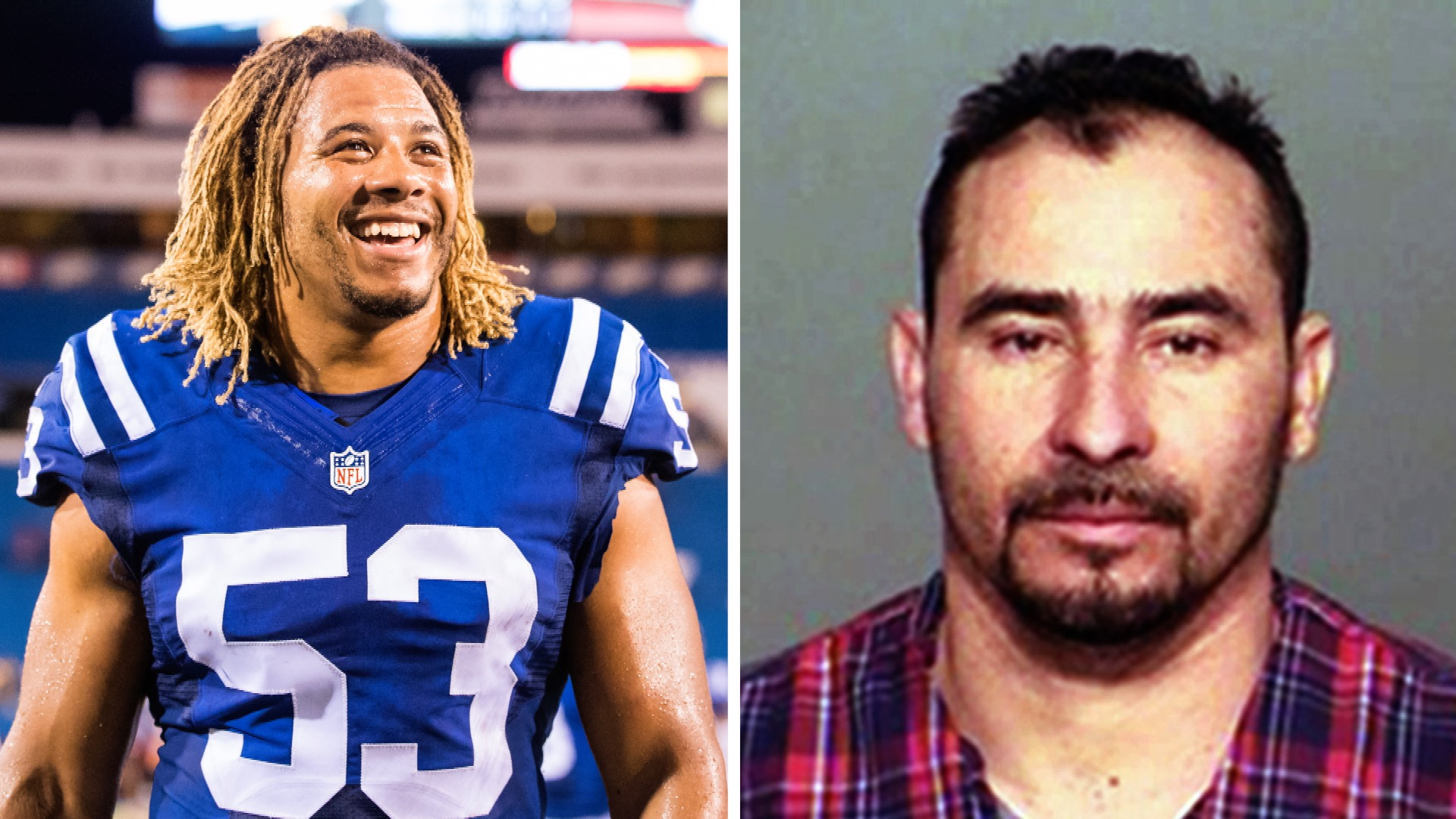 Man Who Killed NFL Player Edwin Jackson Gets Additional Prison Sentence for Illegally Reentering United States