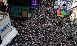 China's Crackdown on Think Tank Illustrates Importance of Hong Kong Protests